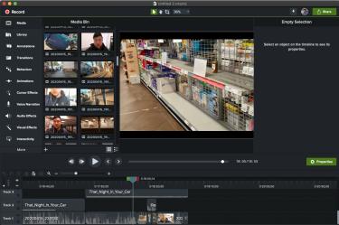 動画編集ソフト FilmoraからCamtasiaに乗り換えた