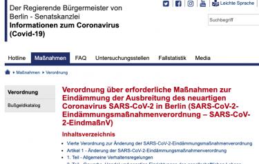 ドイツのコロナの状況 2020年4月24日