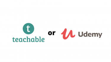TeachableとUdemyはどっちがいい?[オンラインで稼ぐ]